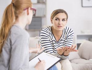 seduta di Psicoterapia individuale